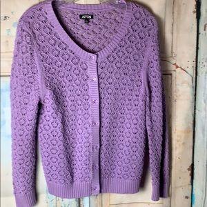 Apt 9 cardigan sweater